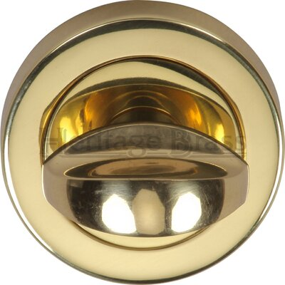 Heritage Brass ThumbTurn and Release