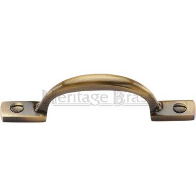 Heritage Brass Pull Handle