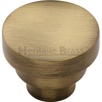Heritage Brass Cabinet Knob