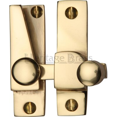 Heritage Brass Sash Fastener Hook Plate