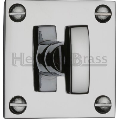 Heritage Brass Thumb Turn and Release
