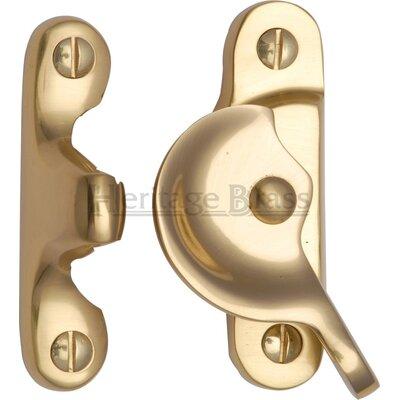 Heritage Brass Fitch Pattern Sash Fastener