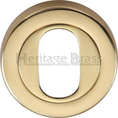 Heritage Brass 5.3 cm Euro Profile Escutcheon