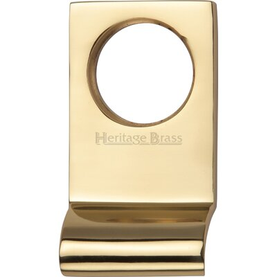Heritage Brass Cylinder Pull