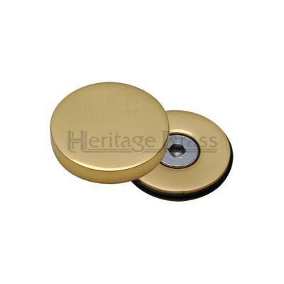 Heritage Brass Decorative Bolt Cover