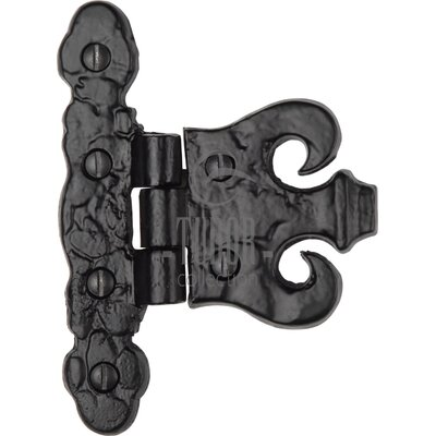 Heritage Brass Tudor Coronet Hinge