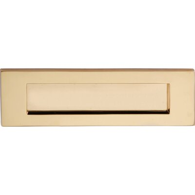 Heritage Brass Letterbox