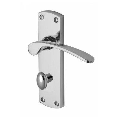 Heritage Brass Luca Bathroom Door Handle