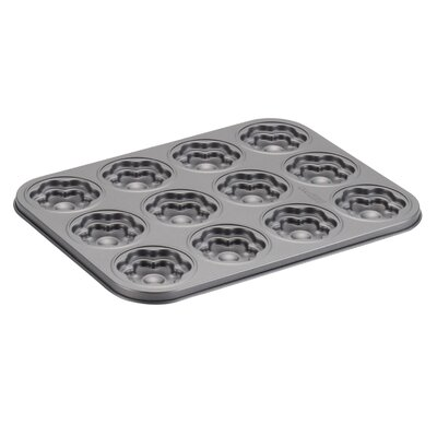 Cake Boss Non-Stick 37.8 cm Groovy Girl and Flower Carbon Steel Cookie Pan