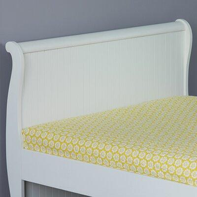 Dakota Sleigh Bed Size: Twin