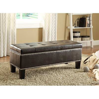 Reverie Upholstered Storage Bench
