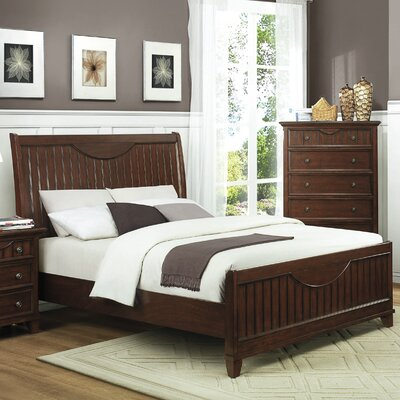 Woodhaven Hill Alyssa Panel Bed