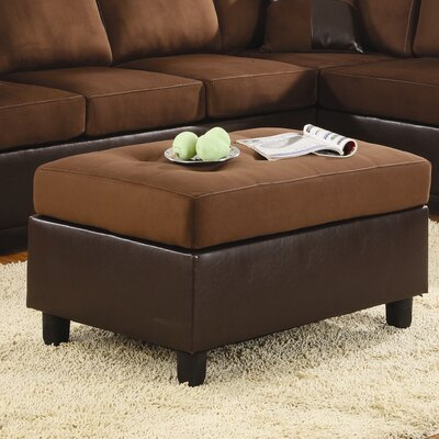 Woodhaven Hill Comfort Living Cocktail Ottoman