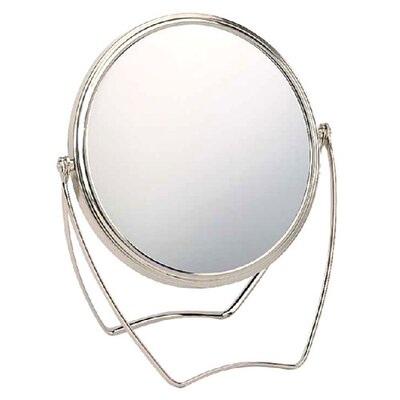 Frasco 5x Magnifying Stand/Travel Mirror