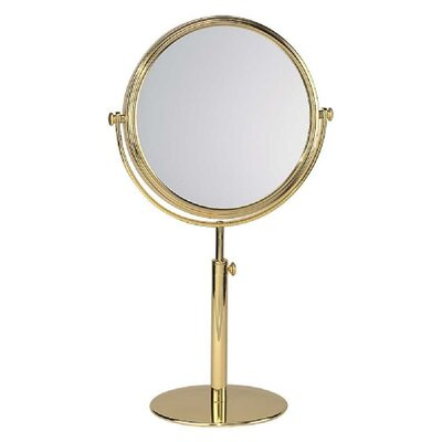 Frasco 3x Magnifying Stand Mirror