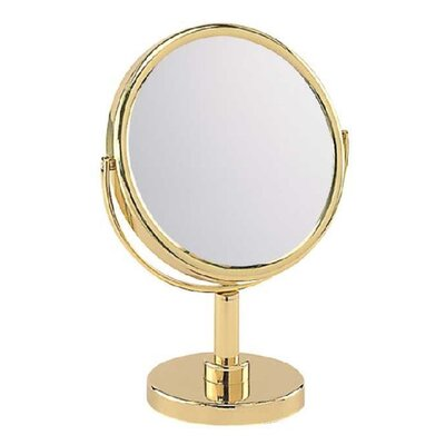 Frasco 5x Magnifying Stand Mirror