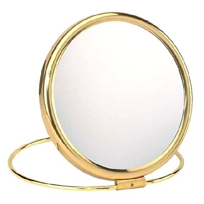 Frasco 5x Magnifying Stand/Hand Mirror
