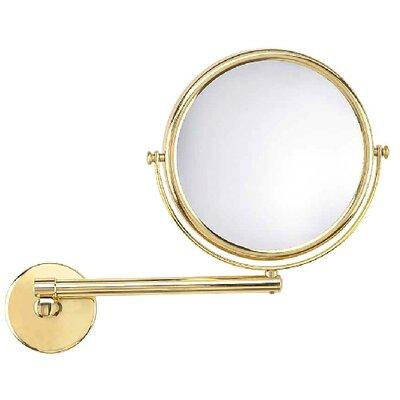 Frasco 1 Arm 3x Magnifying Wall Mirror