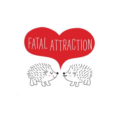 East End Prints Fatal Attraction by Nicole Thompson Graphic Art