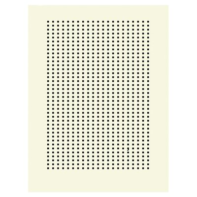 East End Prints Dot Dot Comma by Philip Sheffield Graphic Art