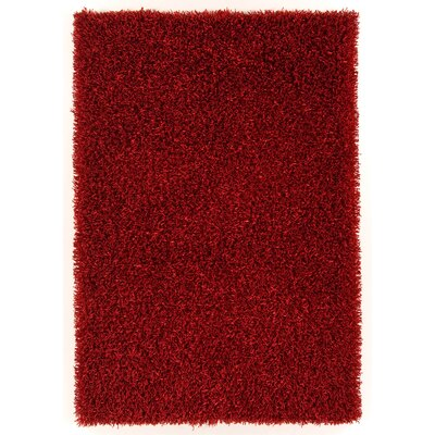 Asiatic Carpets Ltd. Sparkle Hand-Woven Ruby Area Rug