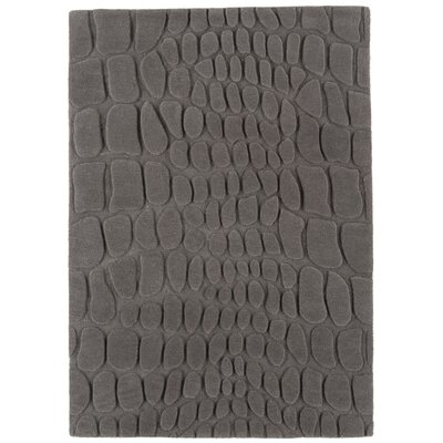 Asiatic Carpets Ltd. Croc Hand-Woven Grey Area Rug