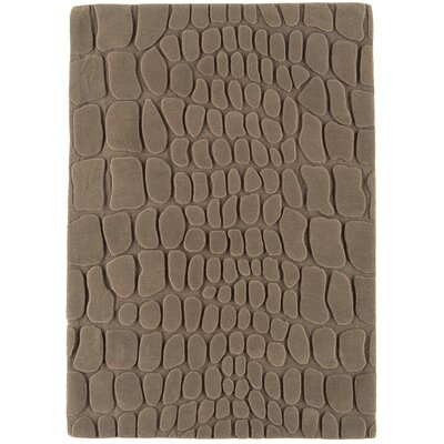 Asiatic Carpets Ltd. Croc Hand-Woven Taupe Area Rug