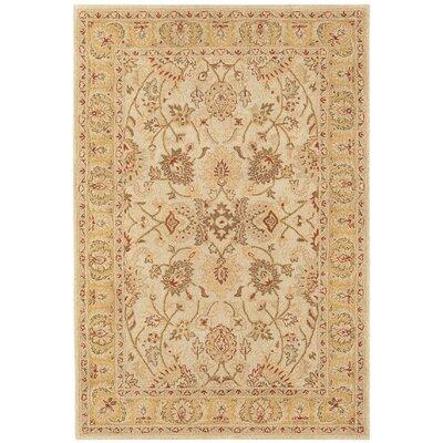 Asiatic Carpets Ltd. Agra Twist Hand-Woven Beige Area Rug