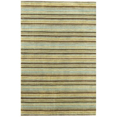 Asiatic Carpets Ltd. Joseph Hand-Woven Blue/Green Area Rug