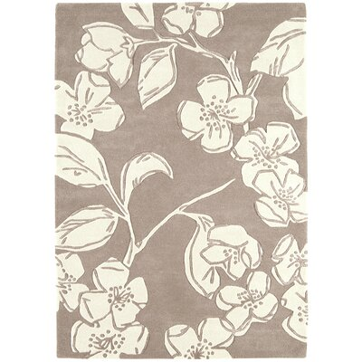 Asiatic Carpets Ltd. Matrix Hand-Woven Taupe Area Rug