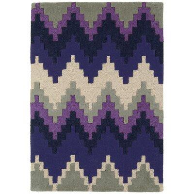 Asiatic Carpets Ltd. Matrix Hand-Woven Purple Area Rug
