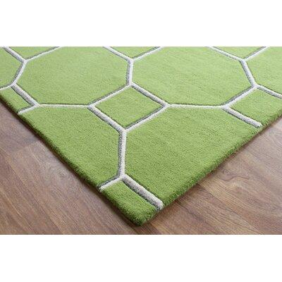 Asiatic Carpets Ltd. Matrix Hand-Woven Green Area Rug