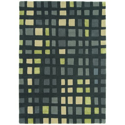 Asiatic Carpets Ltd. Matrix Hand-Woven Green Area Rug