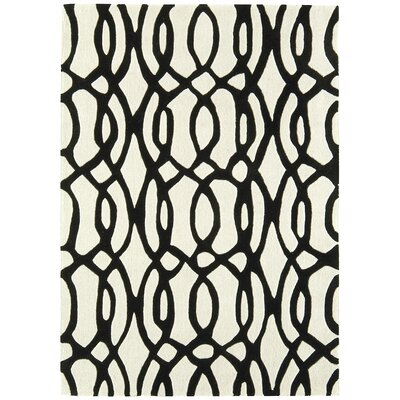 Asiatic Carpets Ltd. Matrix Hand-Woven White Area Rug