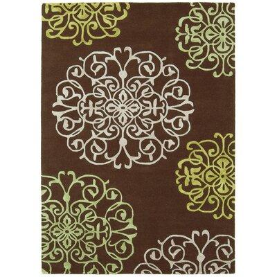Asiatic Carpets Ltd. Matrix Hand-Woven Brown Area Rug