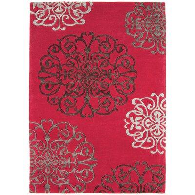 Asiatic Carpets Ltd. Matrix Hand-Woven Red Area Rug