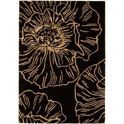 Asiatic Carpets Ltd. Matrix Hand-Woven Black Area Rug