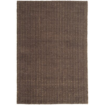 Asiatic Carpets Ltd. Ives Hand-Woven Chocolate Brown Area Rug
