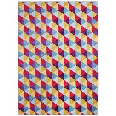 Asiatic Carpets Ltd. Colores Multicoloured Area Rug