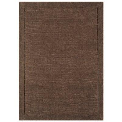 Asiatic Carpets Ltd. York Hand-Woven Chocolate Brown Area Rug