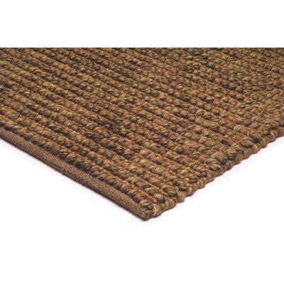 Asiatic Carpets Ltd. Jute Loop Hand-Woven Brown Rug