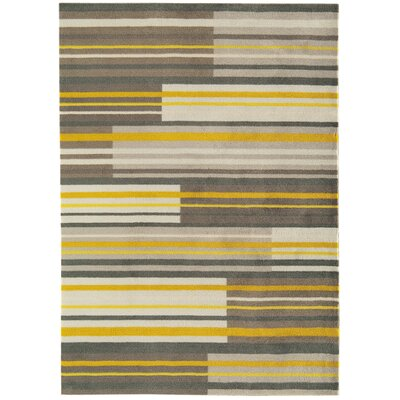 Asiatic Carpets Ltd. Boca Hand-Woven Yellow Area Rug