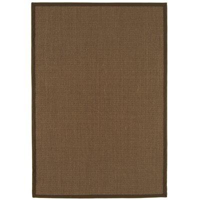 Asiatic Carpets Ltd. Bordered Sisal Mocca Area Rug