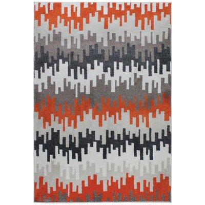 Asiatic Carpets Ltd. Vogue Orange Area Rug