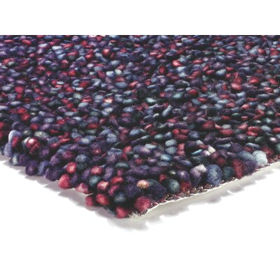 Asiatic Carpets Ltd. Taschen Hand-Woven Plum Area Rug