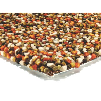 Asiatic Carpets Ltd. Taschen Handwoven Red and Green Area Rug
