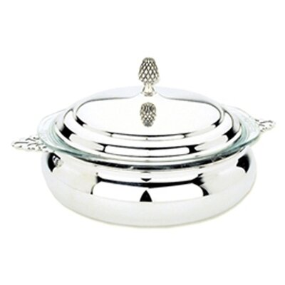 Reed & Barton Plated Giftware 2-qt. Round Casserole