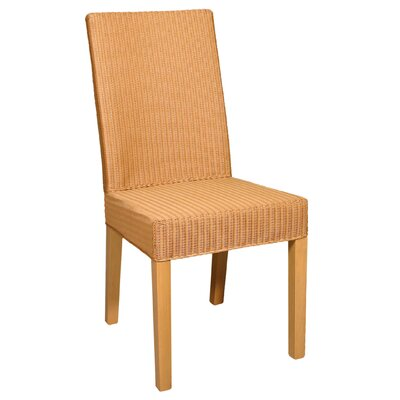Hansen Rattan Lloyd-Loom Dining Room Chair Set