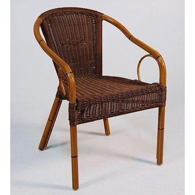 Hansen Rattan Outdoor Armchair