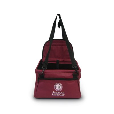Booster Seat Pet Carrier Color: Red